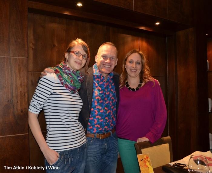Tim Atkin i Kobiety i Wino