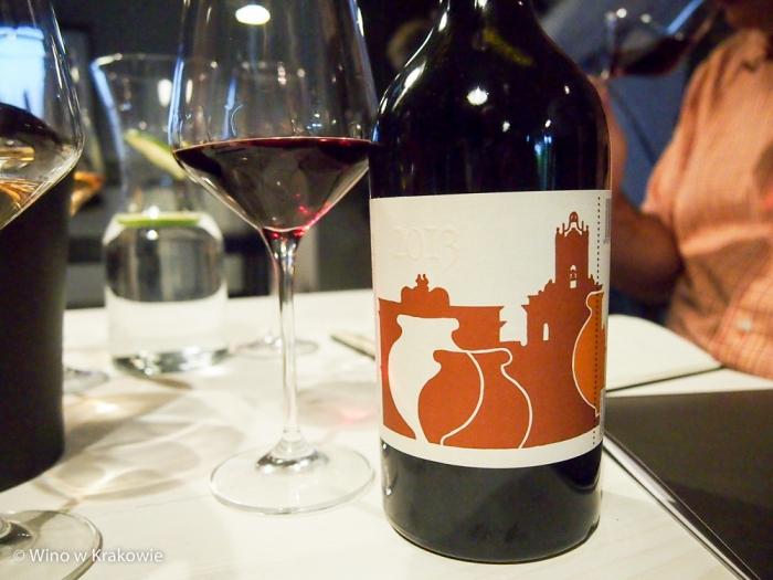 Pithos Rosso 2013 (40% Frappato di Vittoria, 60% Nero d'Avola)